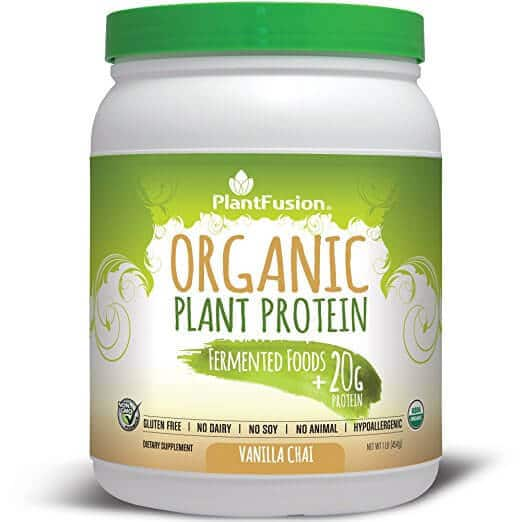Plant Fusion Protein Reviews: Nutrition and Ingredients Analysis