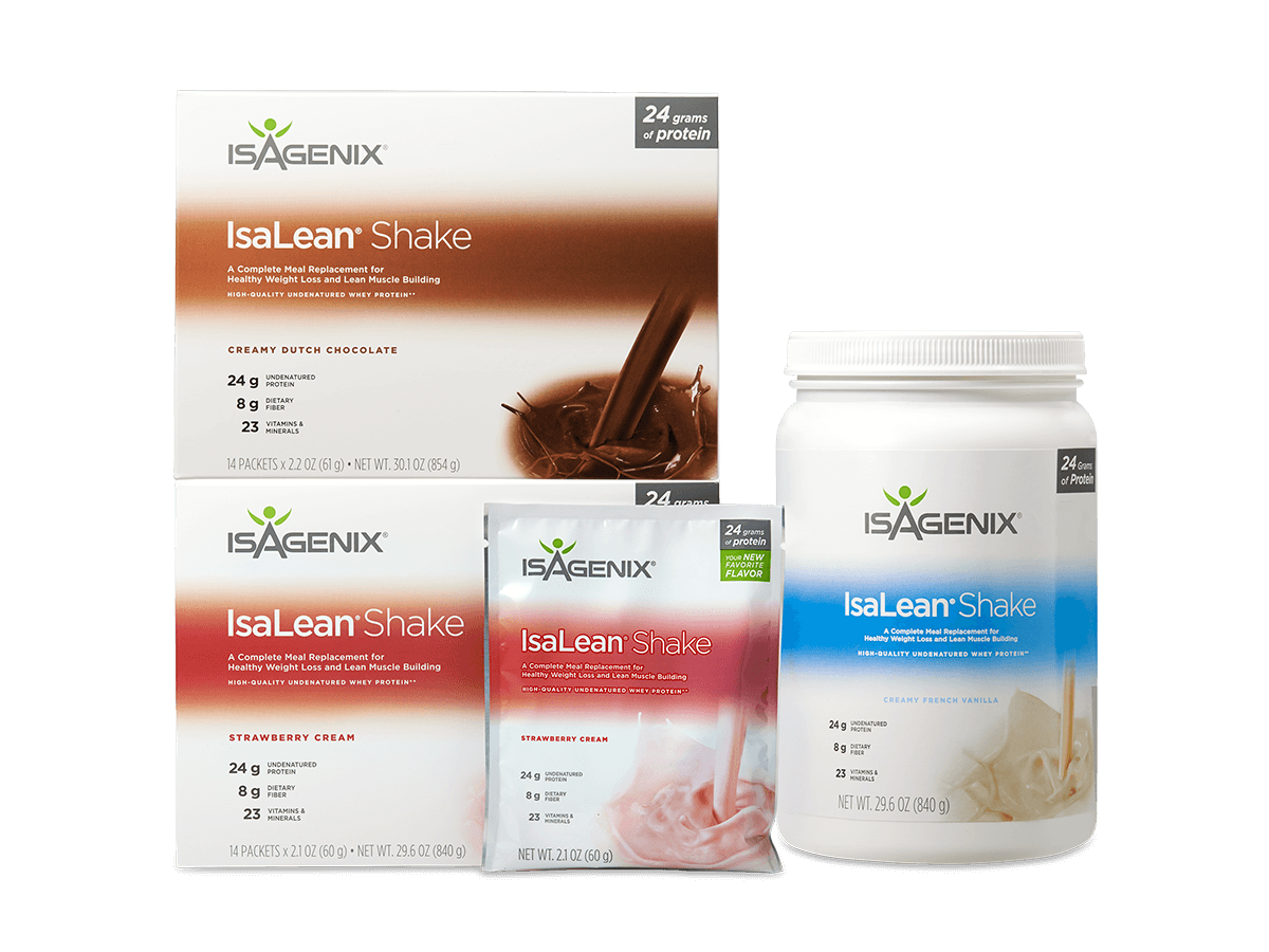 Isagenix Reviews and Nutrition/Ingredients Analysis of All